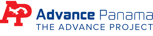 The Advance Panama Project Logo